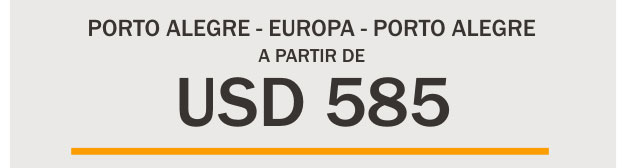 EUROPA A PARTIR DE USD 585