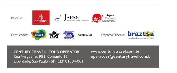 CENTURY TRAVEL - TOUR OPERATOR