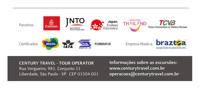 CENTURY TRAVEL - TOUR OPERADOR