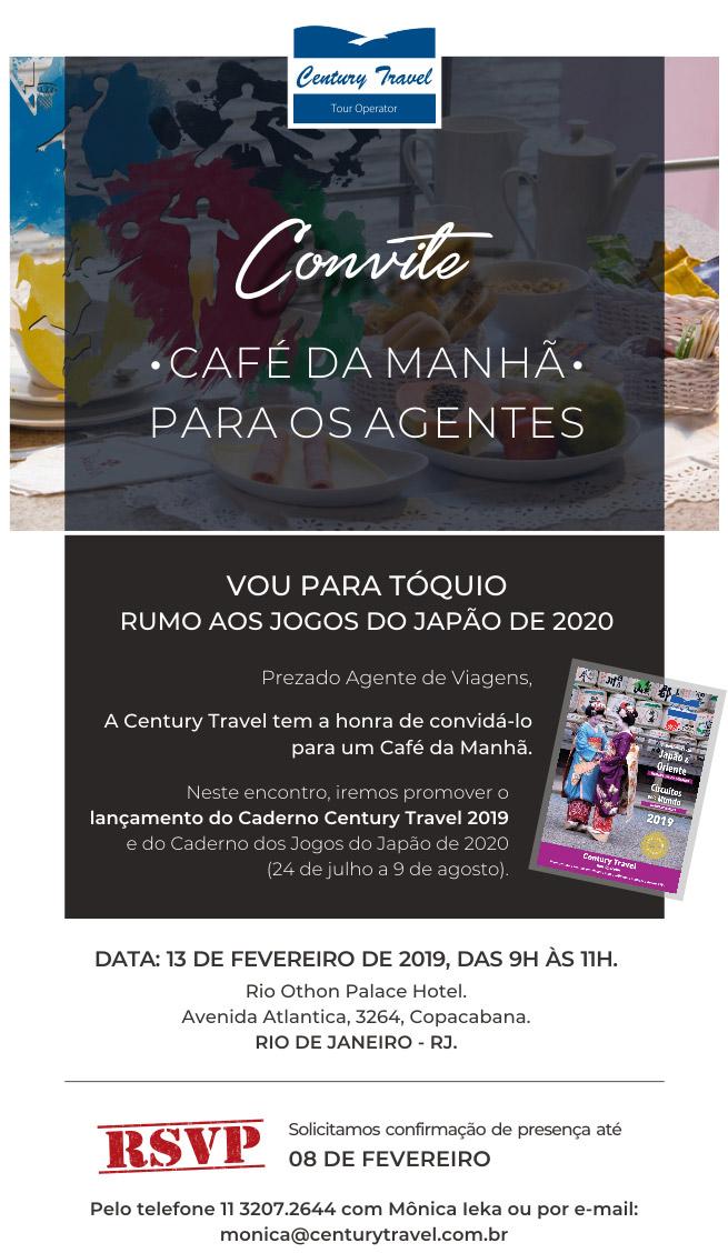 CONVITE - CONFIRMAÇÃO DE PRESENÇA - monica@centurytravel.com.br