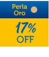 Perla Oro 17% OFF
