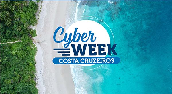CYBER WEEK COSTA CRUZEIROS