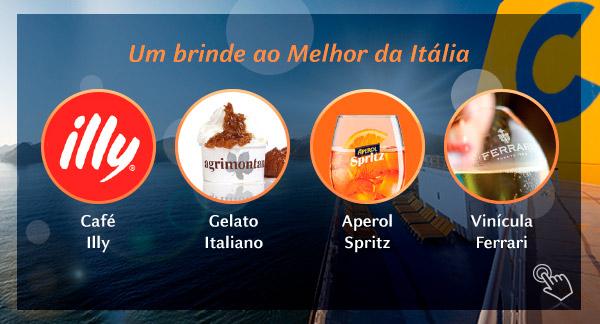 Um brinde ao Melhor da Itália