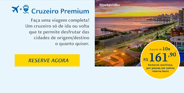 Costa Fascinosa - Cruzeiro Premium