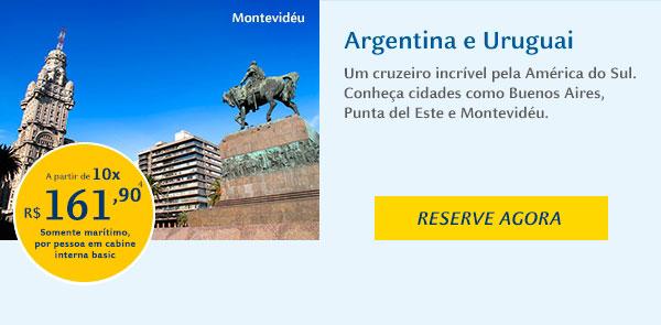 Costa Favolosa - Argentina e Uruguai