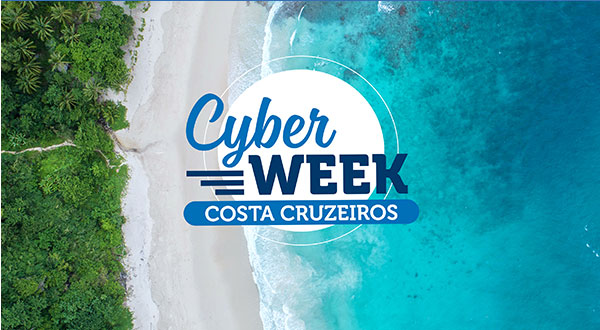 CYBER WEEK COSTA CRUZEIROS