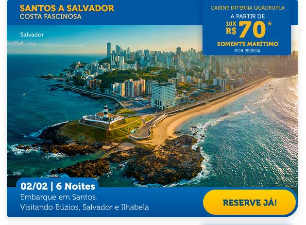 SANTOS A SALVADOR