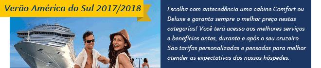 Verão América do Sul 2017/2018