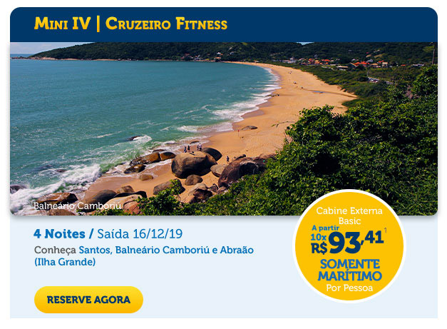MINI IV | CRUZEIRO FITNESS