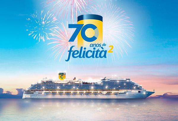 70 Anos da Costa Cruzeiros