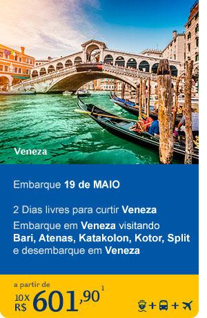 Costa Luminosa - Veneza