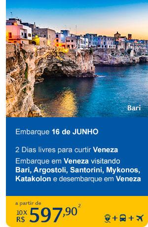 Costa Luminosa - Bari