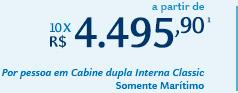 A partir de 10x R$4.495,90¹