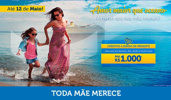 TODA MÃE MERECE - Até 12 de Maio