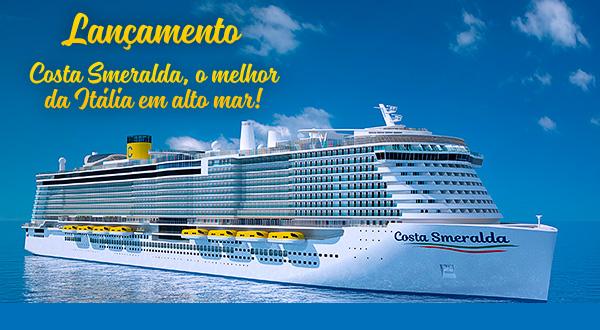 Costa Smeralda, o melhor da Itália em alto mar!