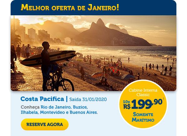 MELHOR OFERTA DE JANEIRO!