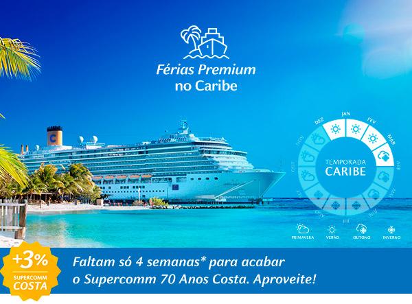 Férias Premium no Caribe