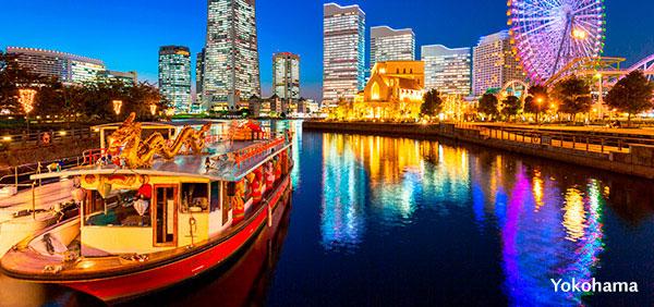 Oriente - Yokohama