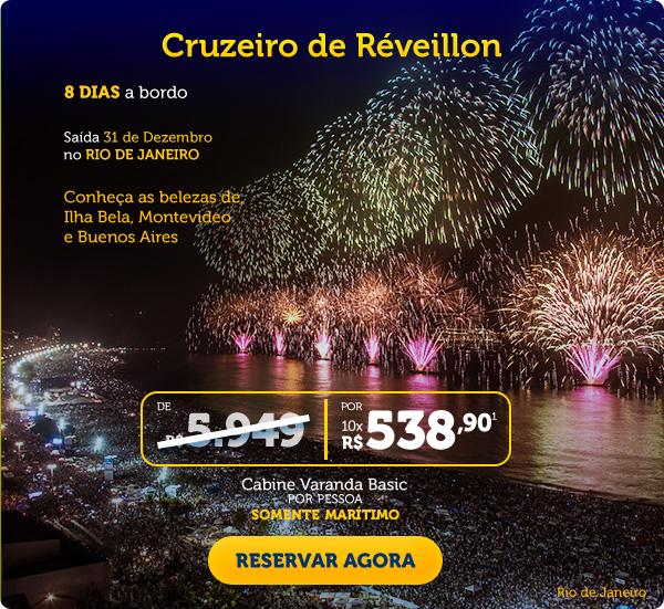CRUZEIRO DE RÉVEILLON