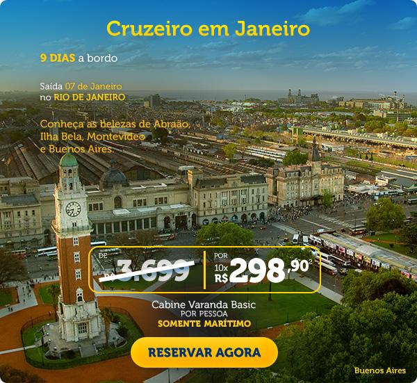 CRUZEIRO EM JANEIRO