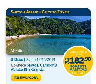 SANTOS À ABRAÃO - CRUZEIRO FITNESS