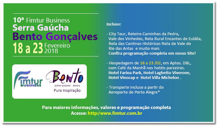 Fimtur Business: Conhecer, Vivenciar, para Vender Mais e Melhor !!! Programação e Inscrições: www.fimtur.com.br
