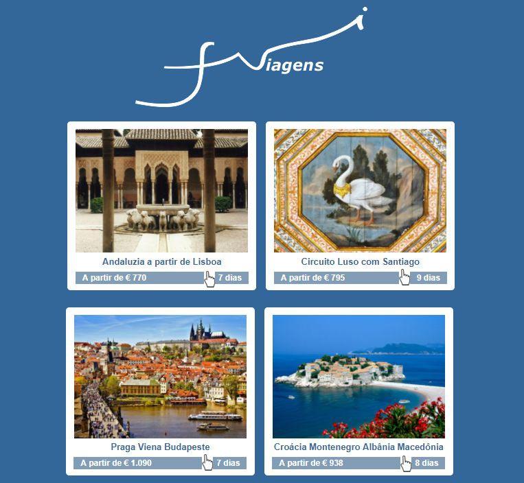 FUI VIAGENS  -  www.fuiviagens.com.br