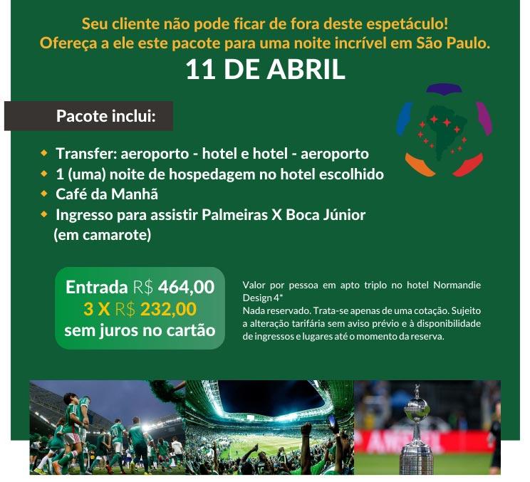 INFORMAÇÕES SOBRE O PACOTE  |  GTF BRASIL - contato@gtfbrasil.com.br