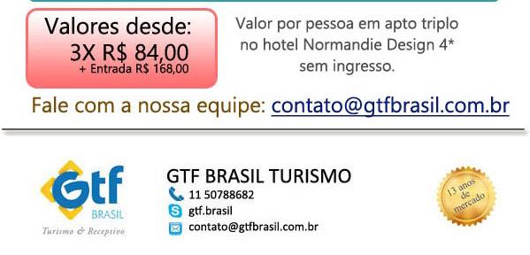 GTF BRASIL - E-mail: contato@gtfbrasil.com.br