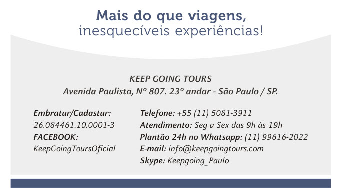 KEEP GOING TOURS