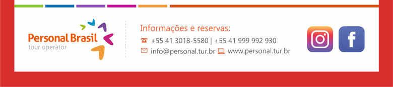 PERSONAL BRASIL TOUR OPERATOR - www.personal.tur.br