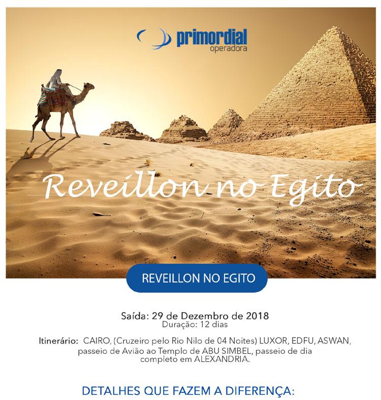 Réveillon no Egito by Primordial Operadora!