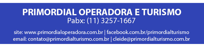 PRIMORDIAL OPERADORA E TURISMO