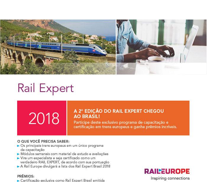 RAIL EUROPE - CADASTRE-SE !  Torne-se um Rail Expert e concorra a uma viagem! #RailEurope