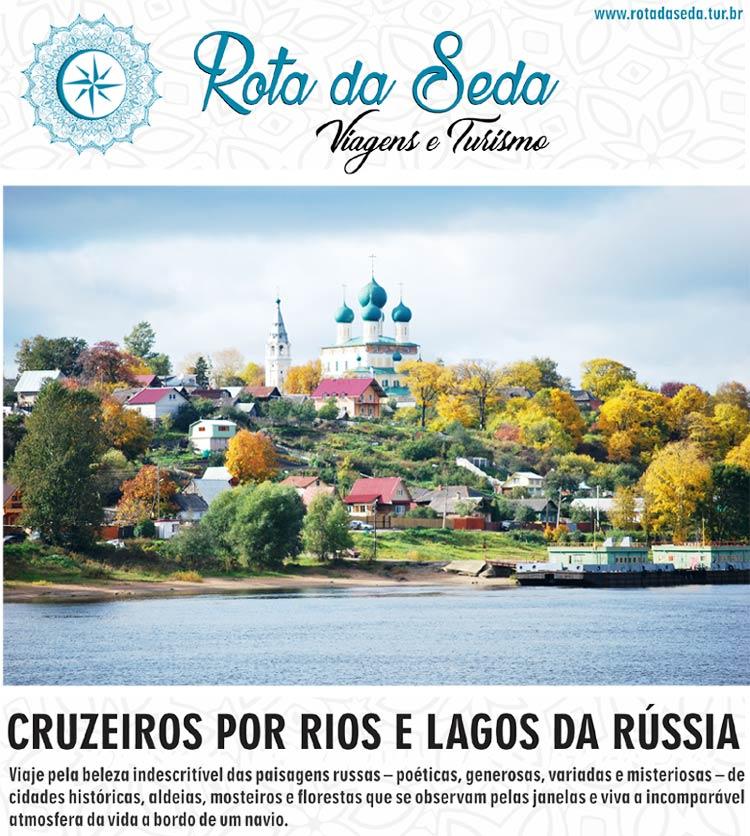LENDAS RUSSAS, BALTICAS E ESCANDINAVAS - ROTA DA SEDA VIAGENS E TURISMO  -  www.rotadaseda.tur.br