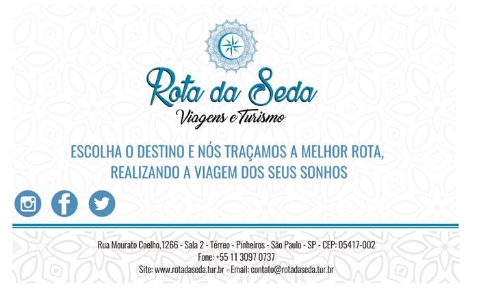 ROTA DA SEDA & TCHAYKA