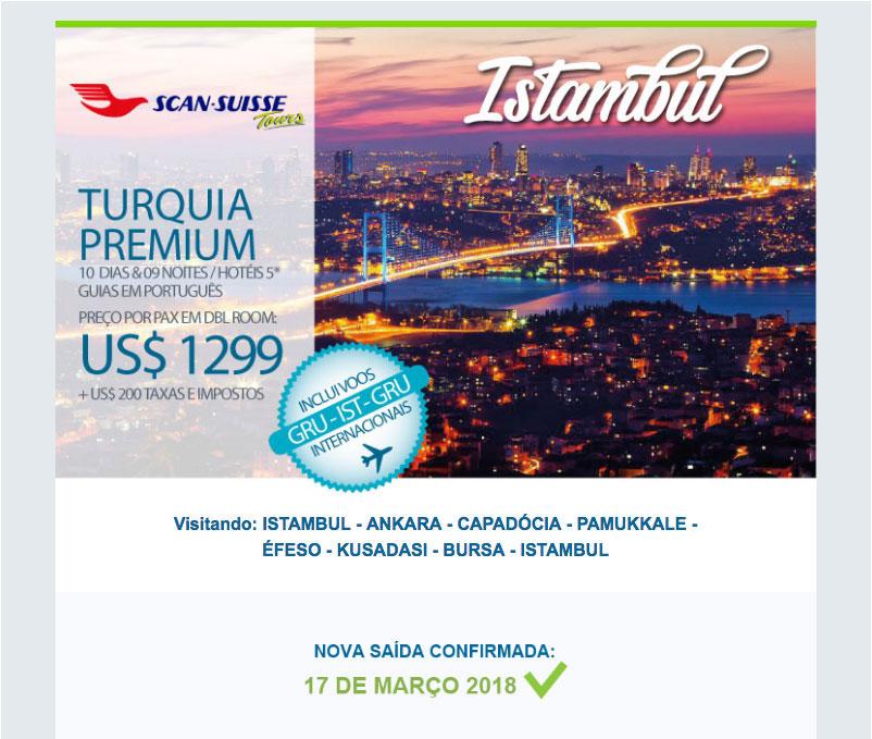INSTAMBUL  |  TURQUIA PREMIUM