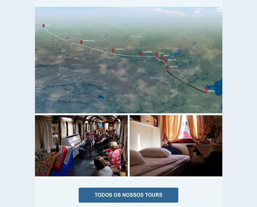 TODOS OS NOSSOS TOURS