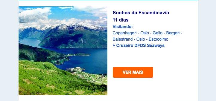 Sonhos da Escandinávia