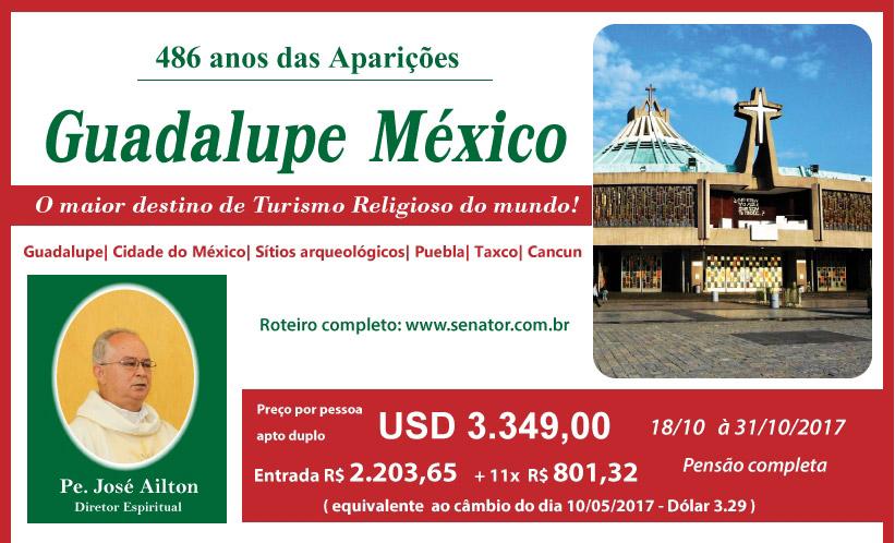 GUADALUPE MÉXICO - O maior destino de Turismo Religioso do mundo!