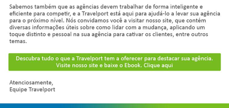 Descubra tudo o que a Travelport tem a oferecer para destacar a sua agência  -  CLIQUE AQUI