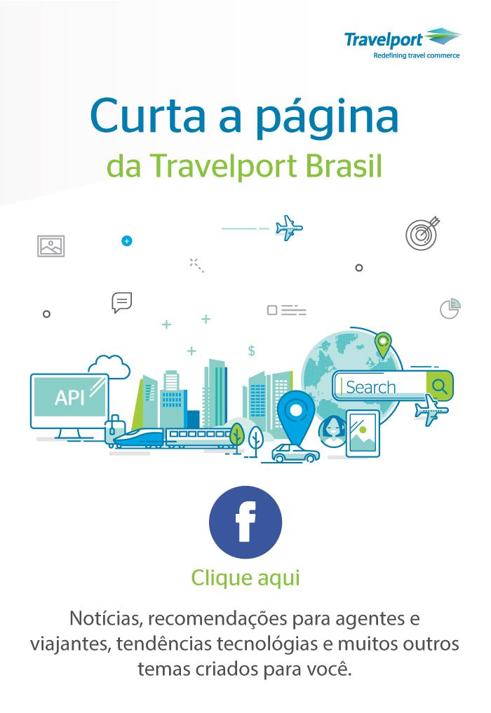 CURTA A PÁGINA DA TRAVELPORT BRASIL - www.facebook.com/TravelportPT