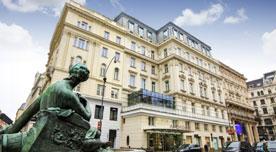 Ambassador – Seu hotel no coração histórico de Viena