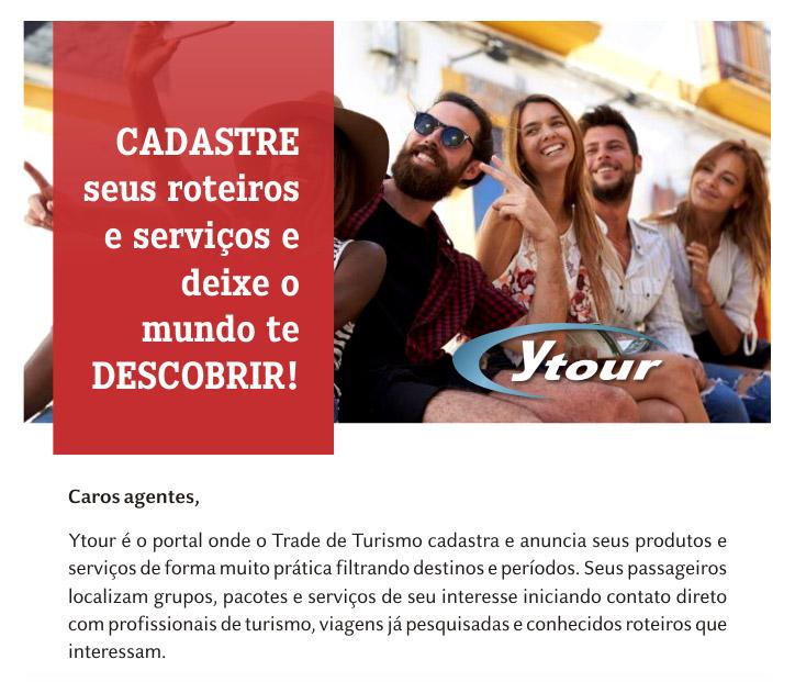 YTOUR - Portal do Turismo